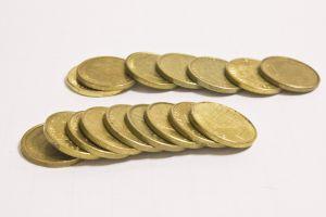 Sbírka zlatých mincí